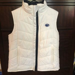 Penn State Columbia puffy vest